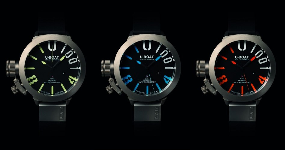 Re: U-Boat Watches