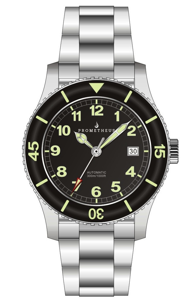 Prometheus_Sailfish_Black_Dial