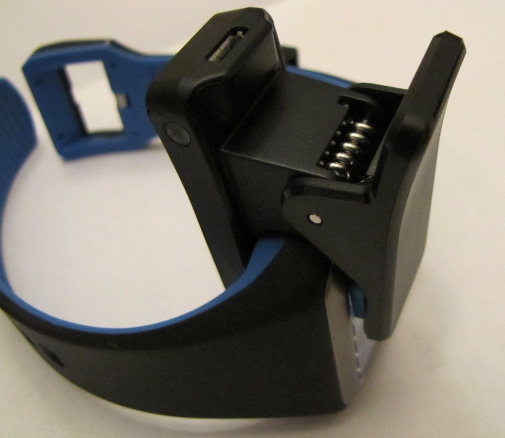 Charging clamp