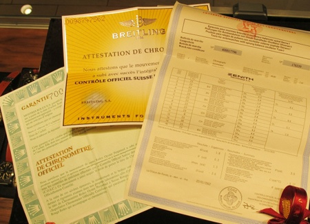 chronometer_certificates