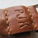 Cloudy Sky Leather Strap (2)