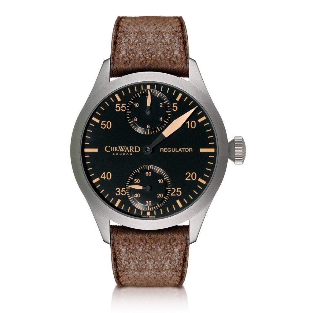 Christoper Ward C8 Regulator