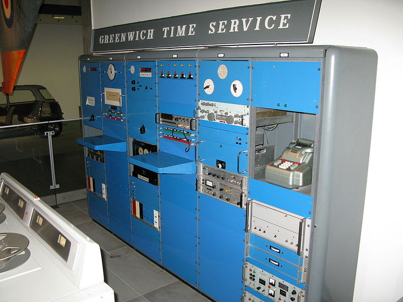 How the signal was generated in the 70s