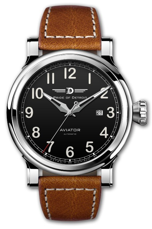 Detroit Watch Co Pride of Detroit 01