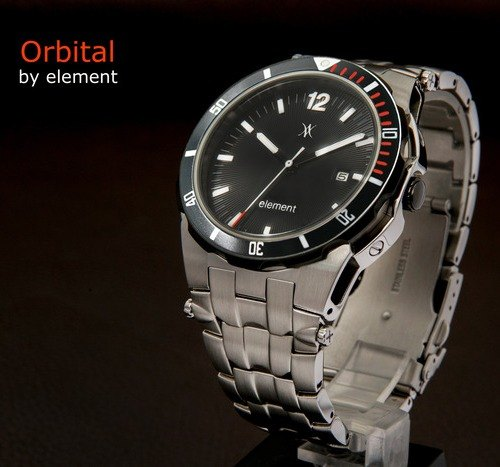 Orbital by element watch 02