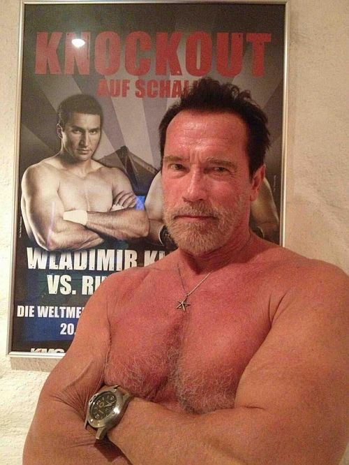 Arnold not with Aegaon