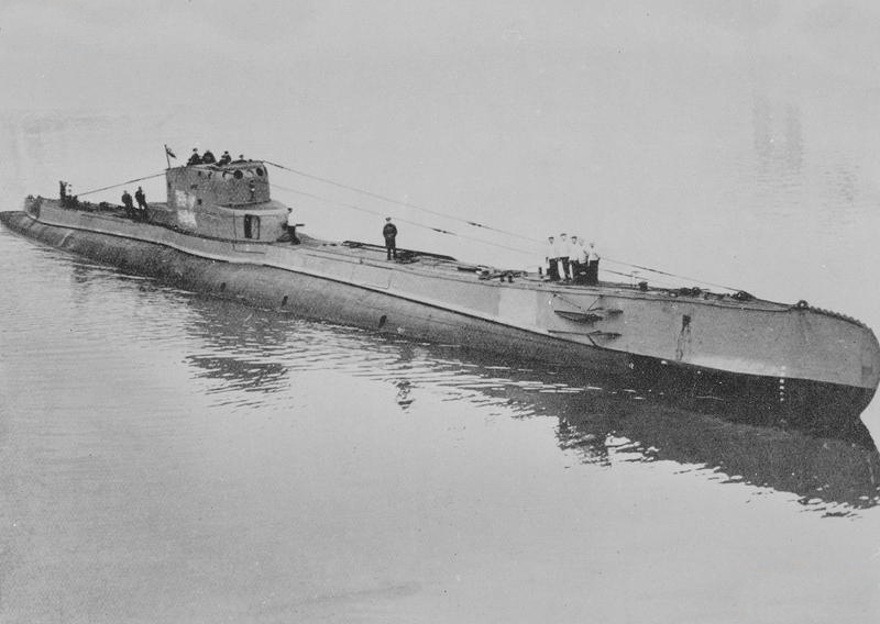 The ORP Orzel