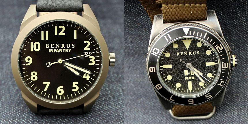 Benrus-Infantry-H6-Featured
