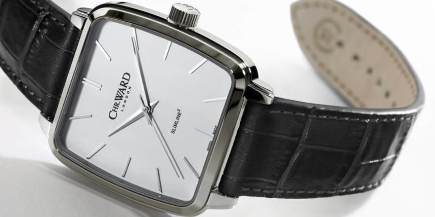 Christopher Ward C5 Malvern Slimline Square 02